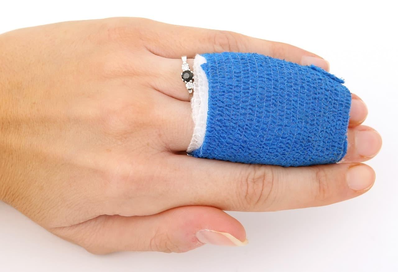 יד פצועה
