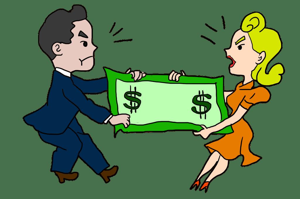 זוג רב על כסף